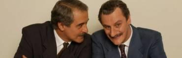 Con l'Agenda Ritrovata Giorgio Tirabassi nei panni di Borsellino