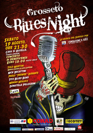 In arrivo la Grosseto Blues Night