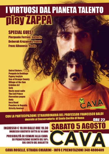 I Virtuosi suonano Frank Zappa