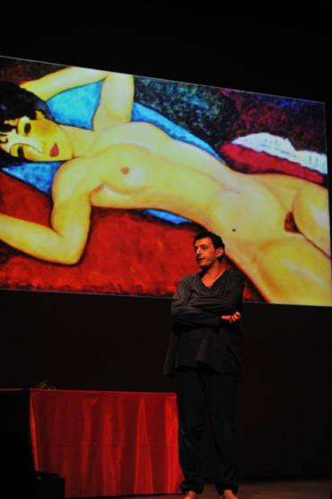 Arte e cura e teatro d'autore
