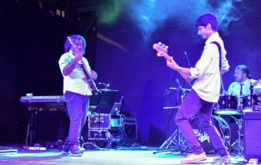 The Uncertain? sul palco della Cava