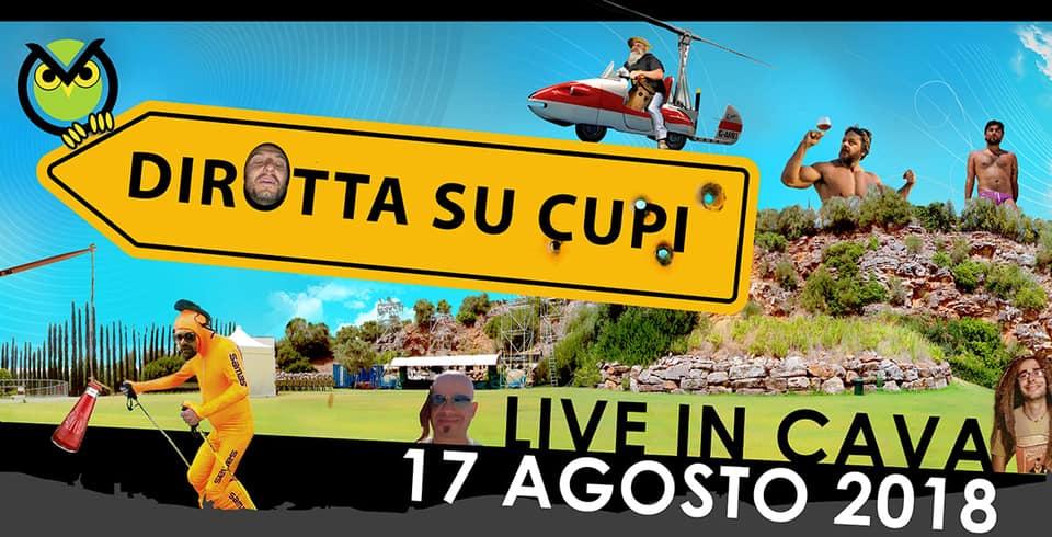 """CON I DIROTTA SU CUPI I """"LATI B"""" DELLA MUSICA ITALIANA"""