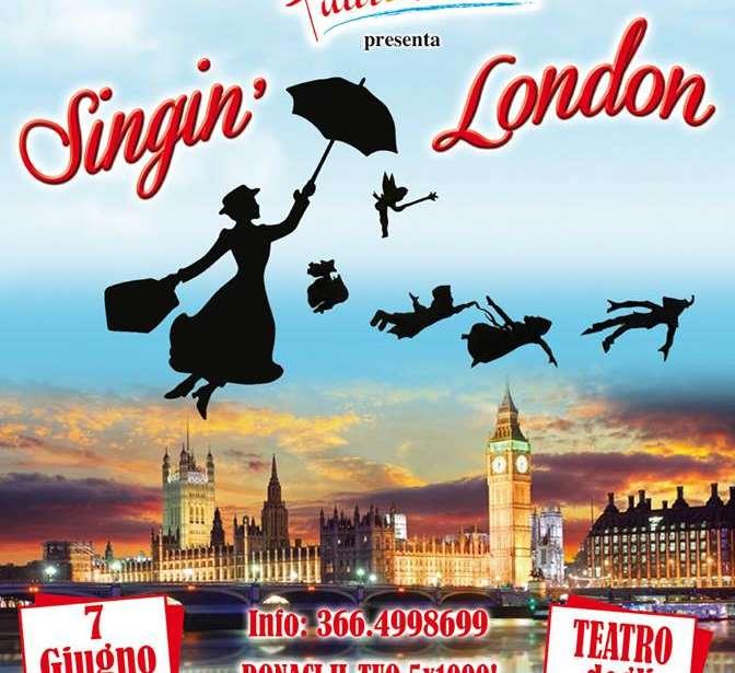 Singin' London, un musical sull'infanzia per superare le barriere