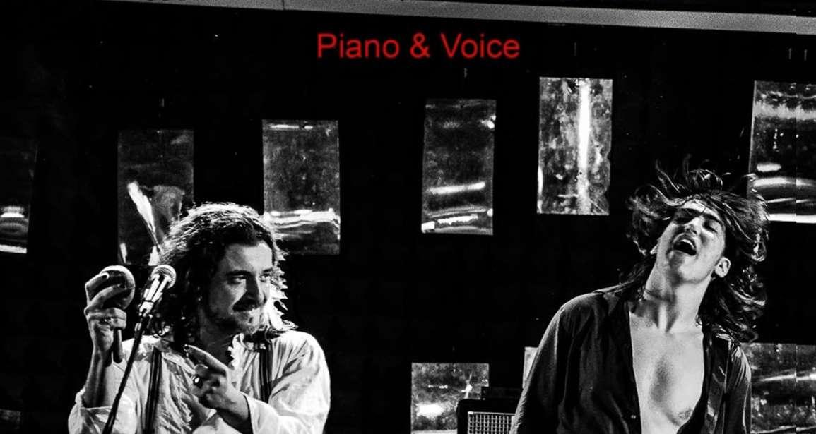 CON THE DIVA UN OMAGGIO PIANO E VOCE A BOWIE