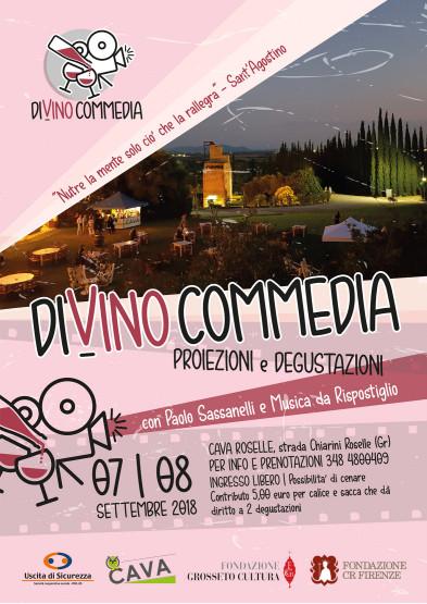 """DiVino Commedia – """"Due piccoli italiani"""""""