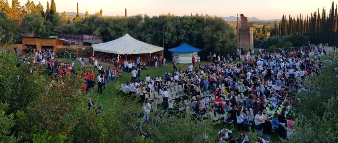 Riapre la Cava: Cristicchi, Cammariere, Malvaldi e Veronesi tra gli ospiti