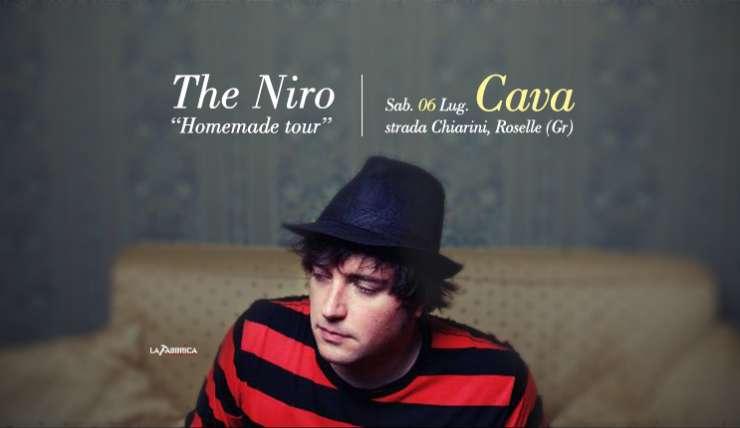 """The Niro """"Homemade tour"""""""