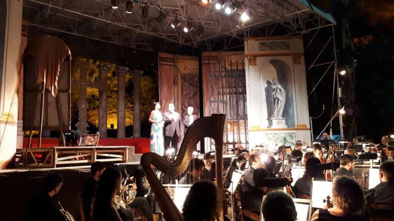 La lirica alla Cava: in scena Rigoletto e La Traviata