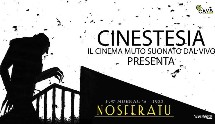 Cinestesia, il cinema muto suonato dal vivo