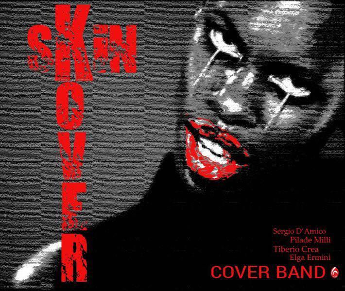 Il brit rock alla Cava con gli Skinkover